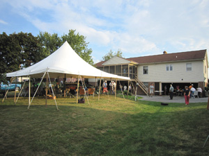 Real estate auction held in Lancaster Pa
